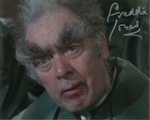 Freddie Jones, Hammer Horror 10 x 8 genuine signed autograph 10355